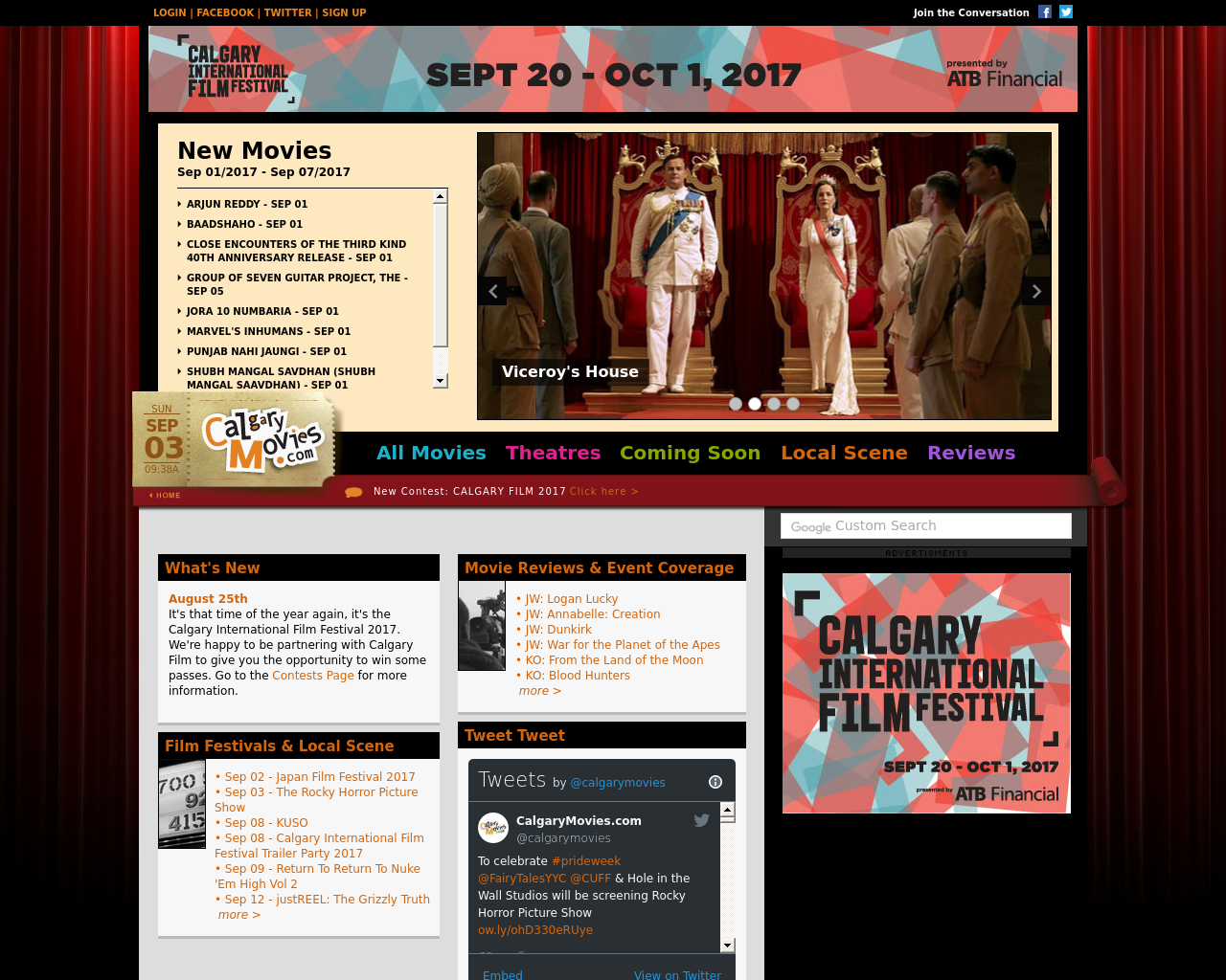 CalgaryMovies.com-Advertising-Reviews-Pricing