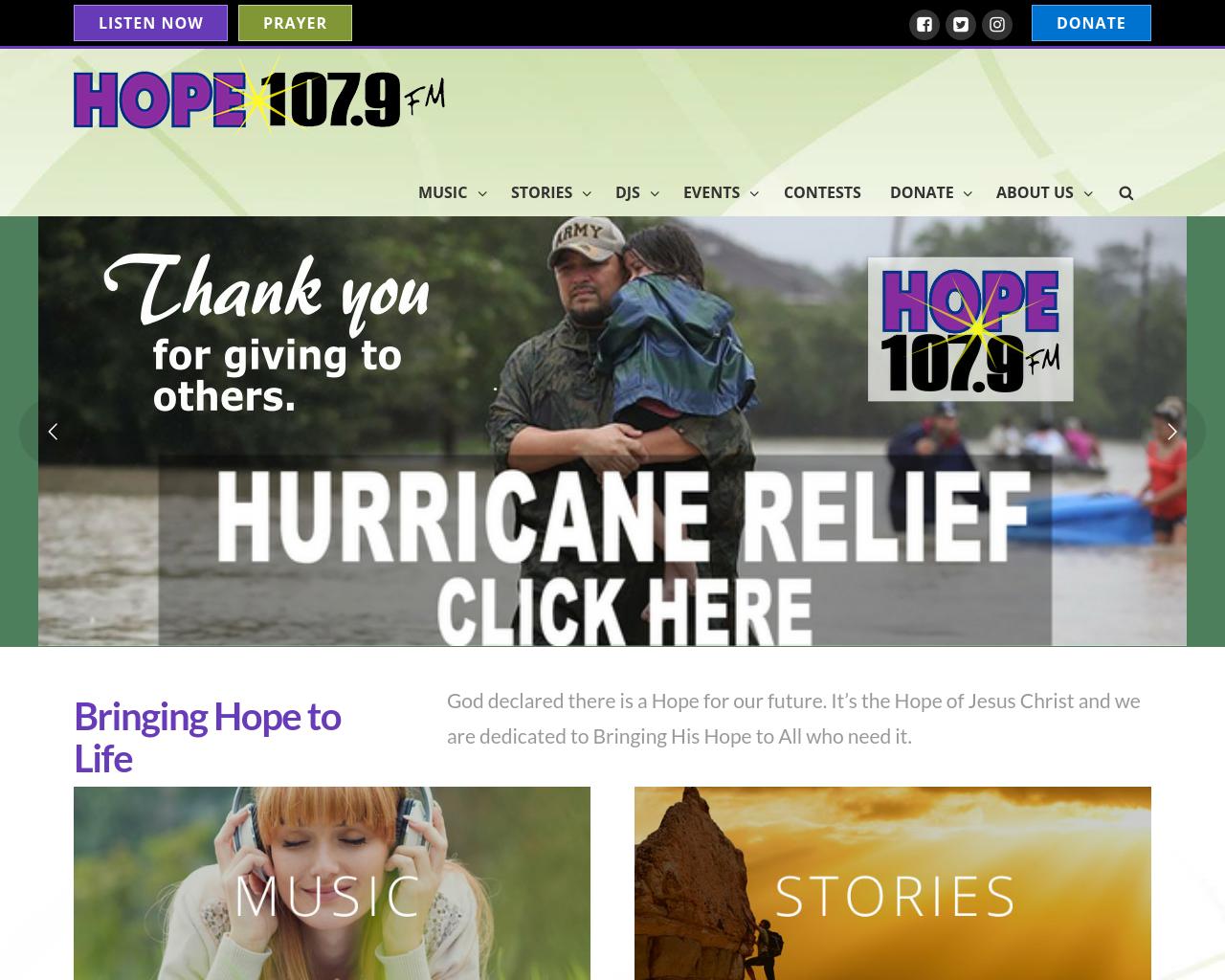 Hope-107.9-Advertising-Reviews-Pricing
