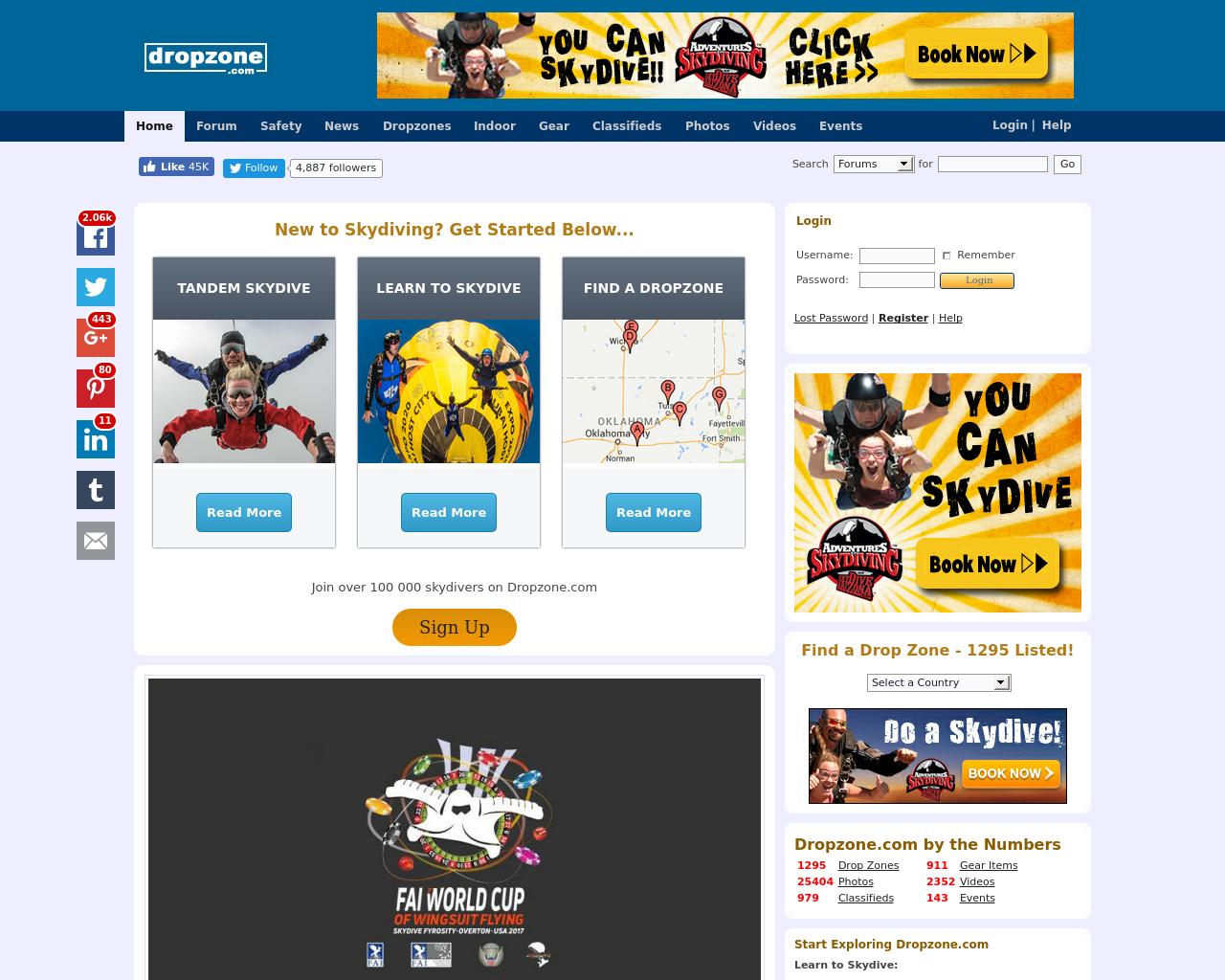 Dropzone.com-Advertising-Reviews-Pricing