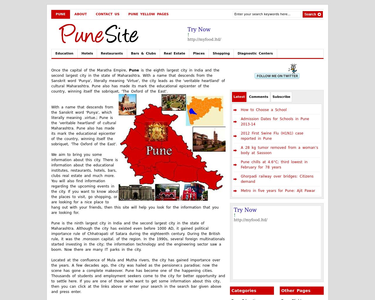 PuneSite-Advertising-Reviews-Pricing