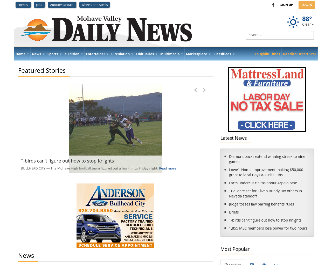 Mohave-Dailynews-Advertising-Reviews-Pricing