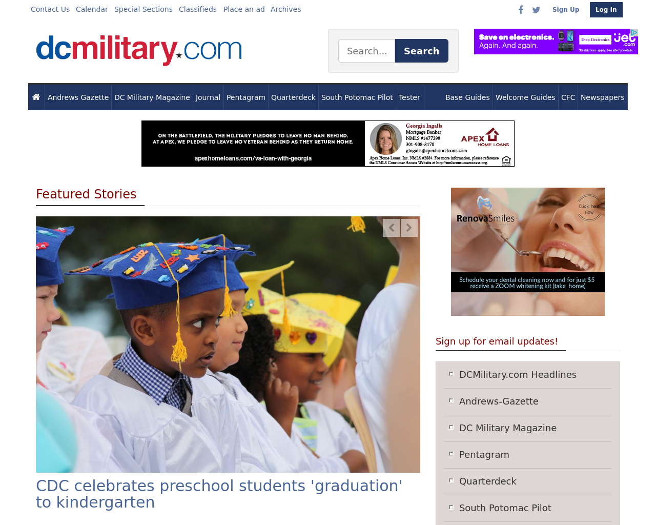 dcmilitary-family-life-Advertising-Reviews-Pricing