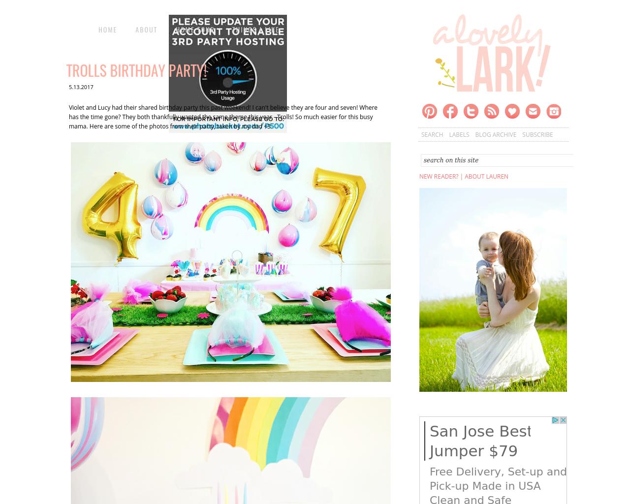 Alovelylark.com-Advertising-Reviews-Pricing