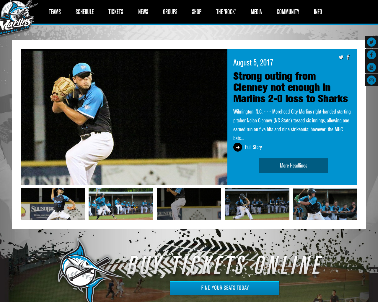 MOREHEAD-CITY-MARLINS-Advertising-Reviews-Pricing