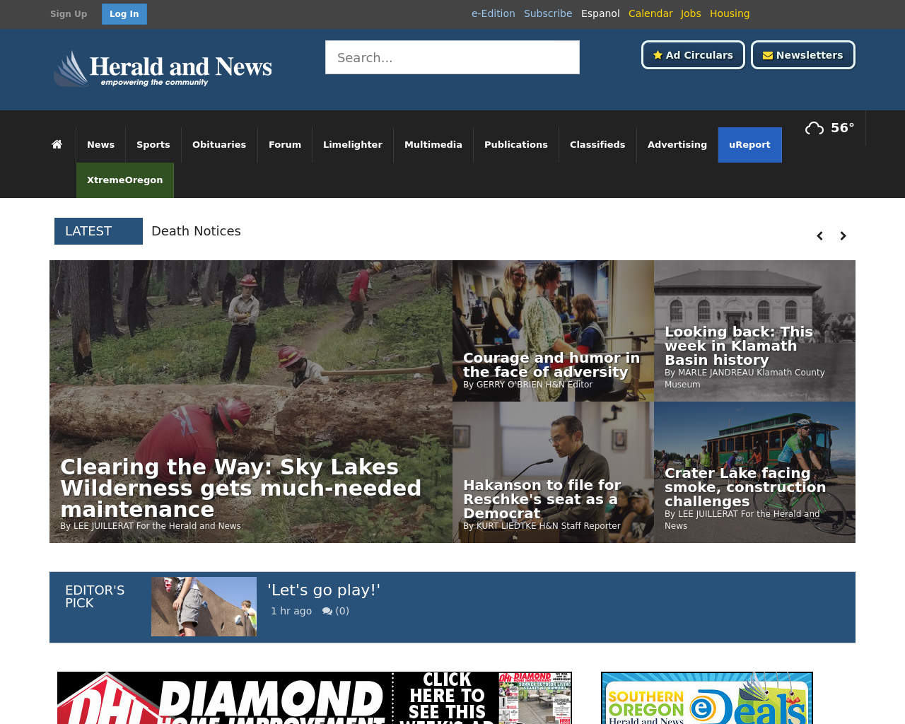 Herald-And-News-Advertising-Reviews-Pricing