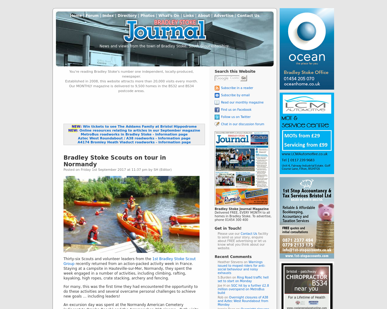 Bradley-Stoke-Journal-Advertising-Reviews-Pricing