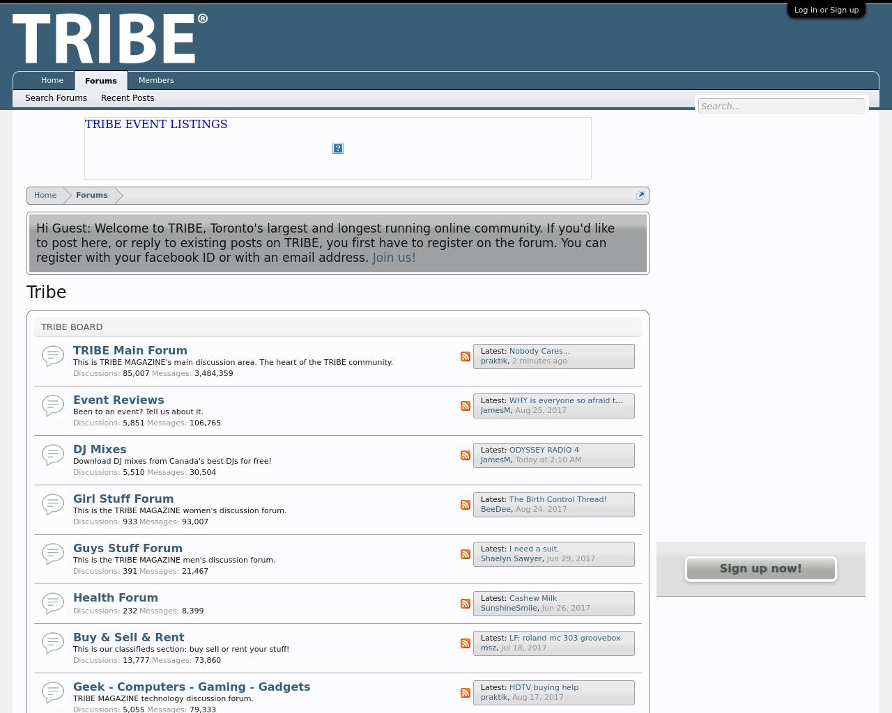 Tribe.ca-Advertising-Reviews-Pricing