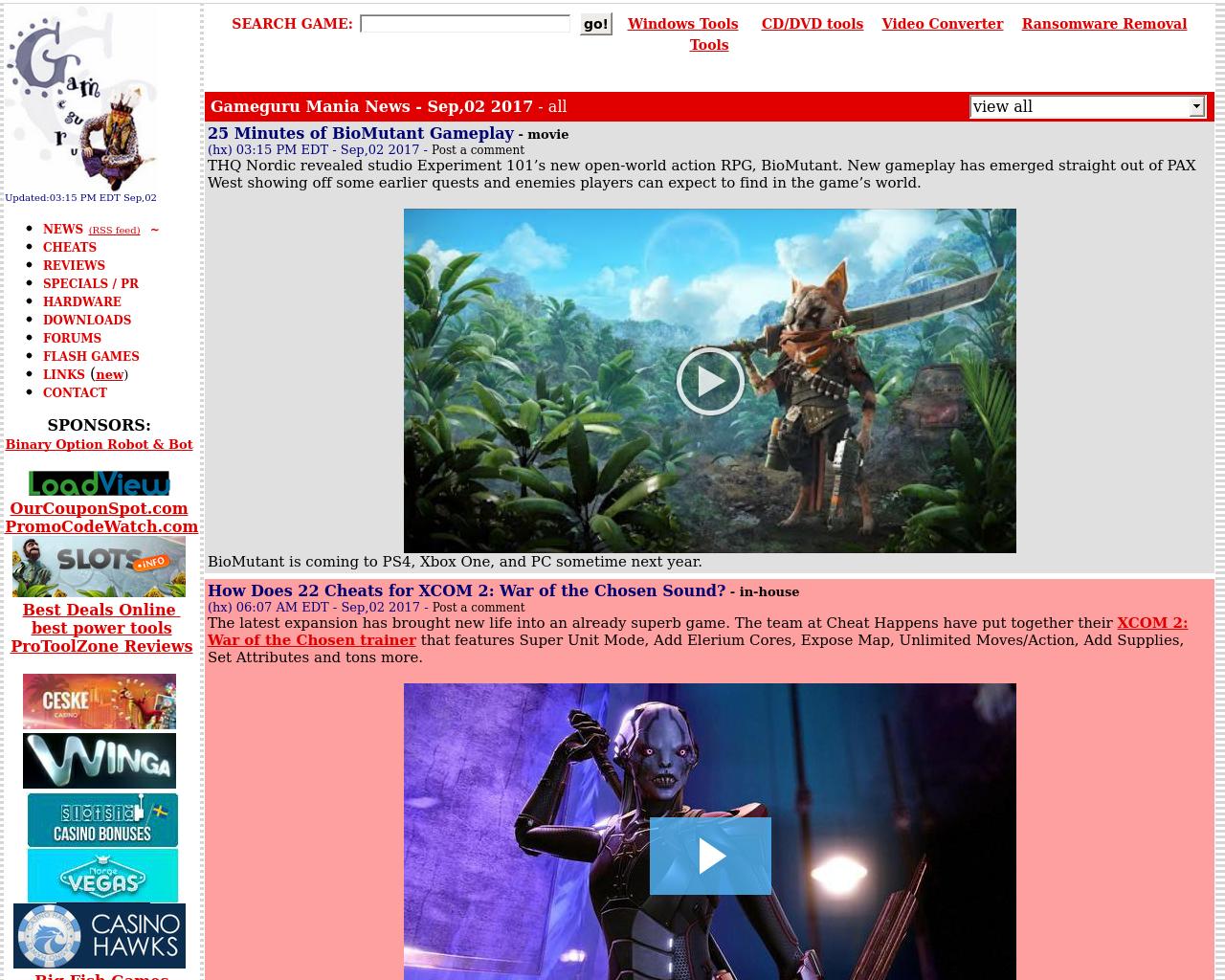 Gameguru-Mania-Advertising-Reviews-Pricing