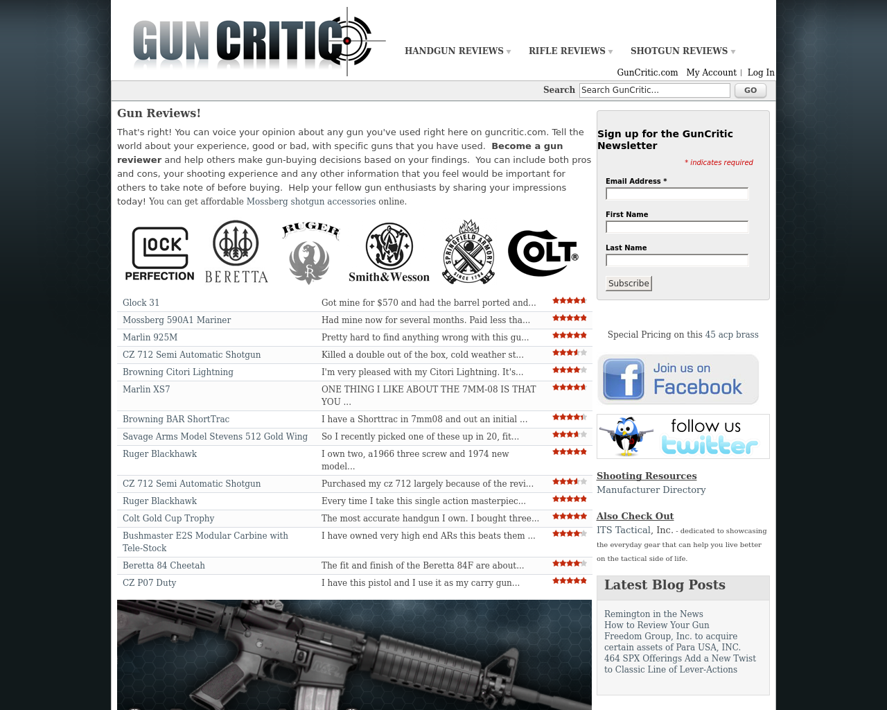 Gun-Critic-Advertising-Reviews-Pricing