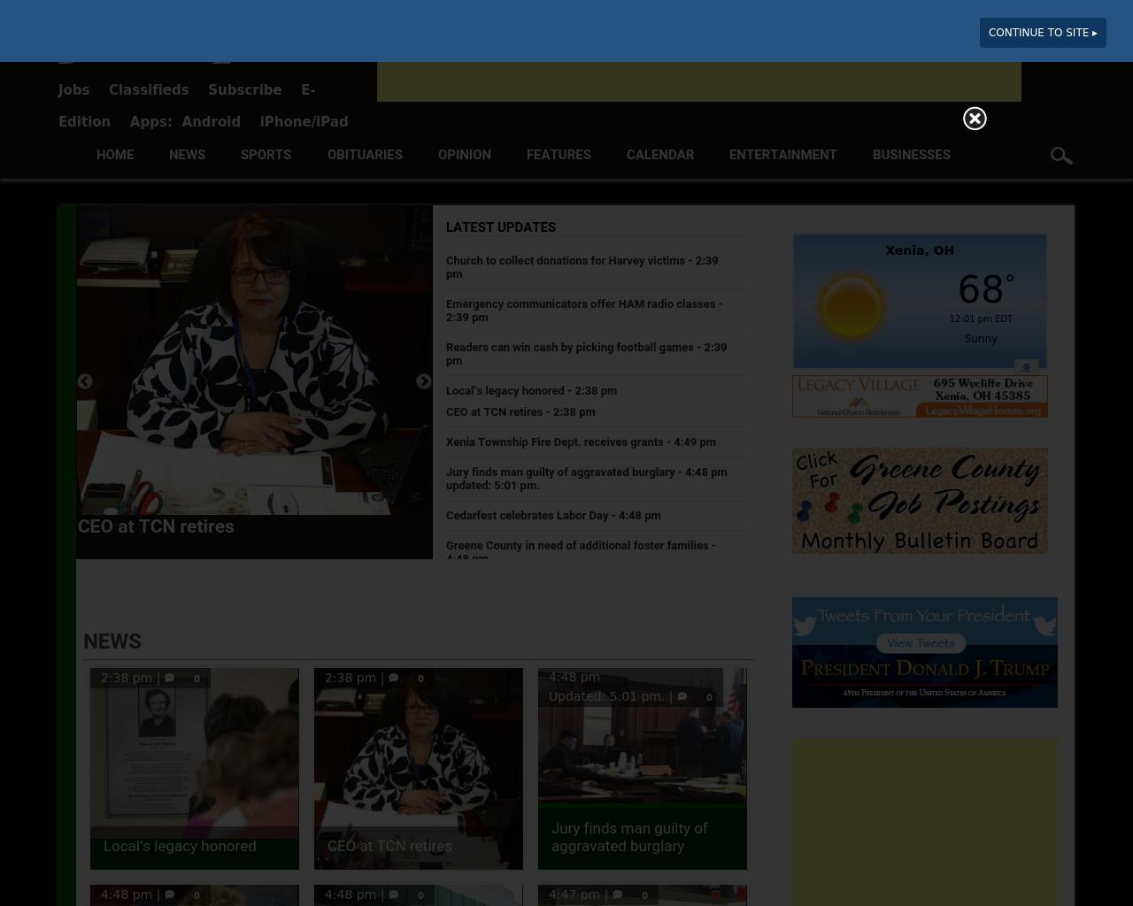 Xeniagazette.com-Advertising-Reviews-Pricing