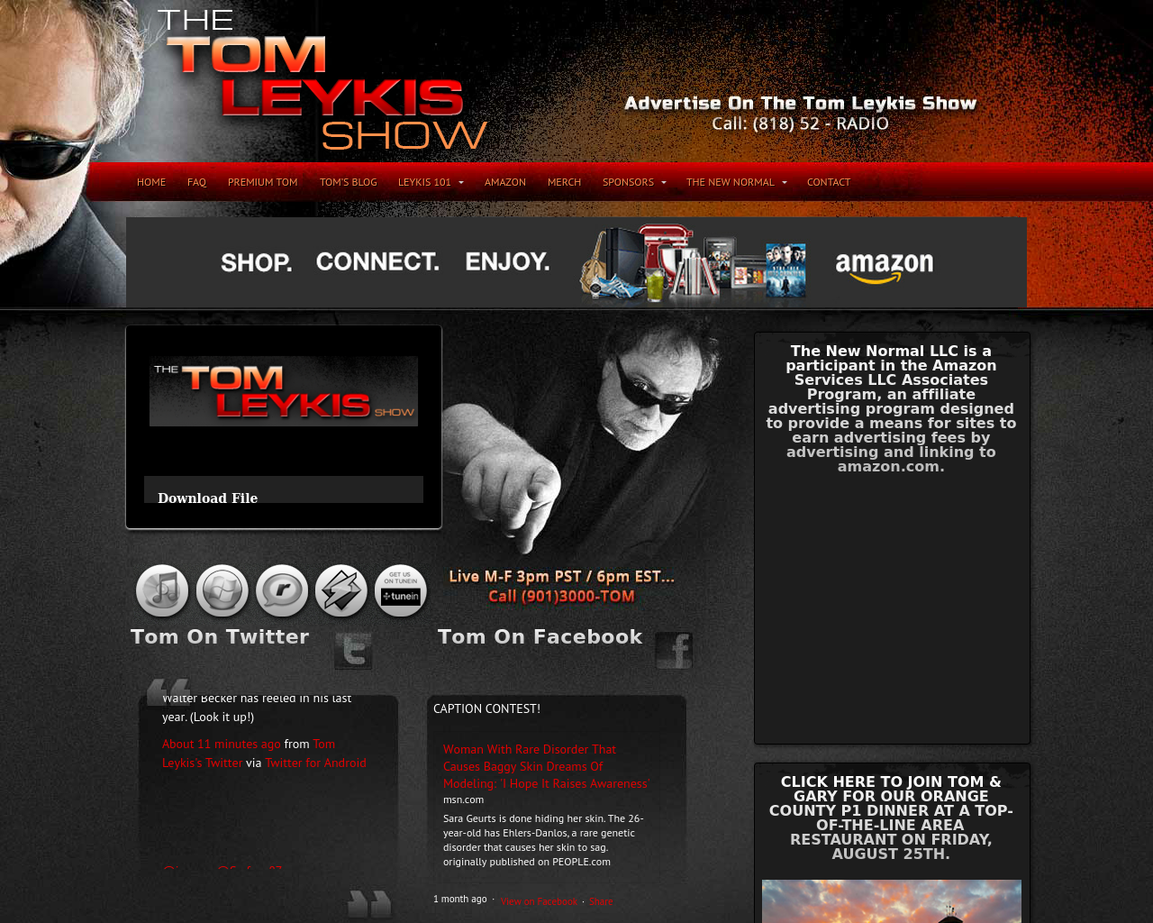 The-Tom-Leykis-Show-Advertising-Reviews-Pricing