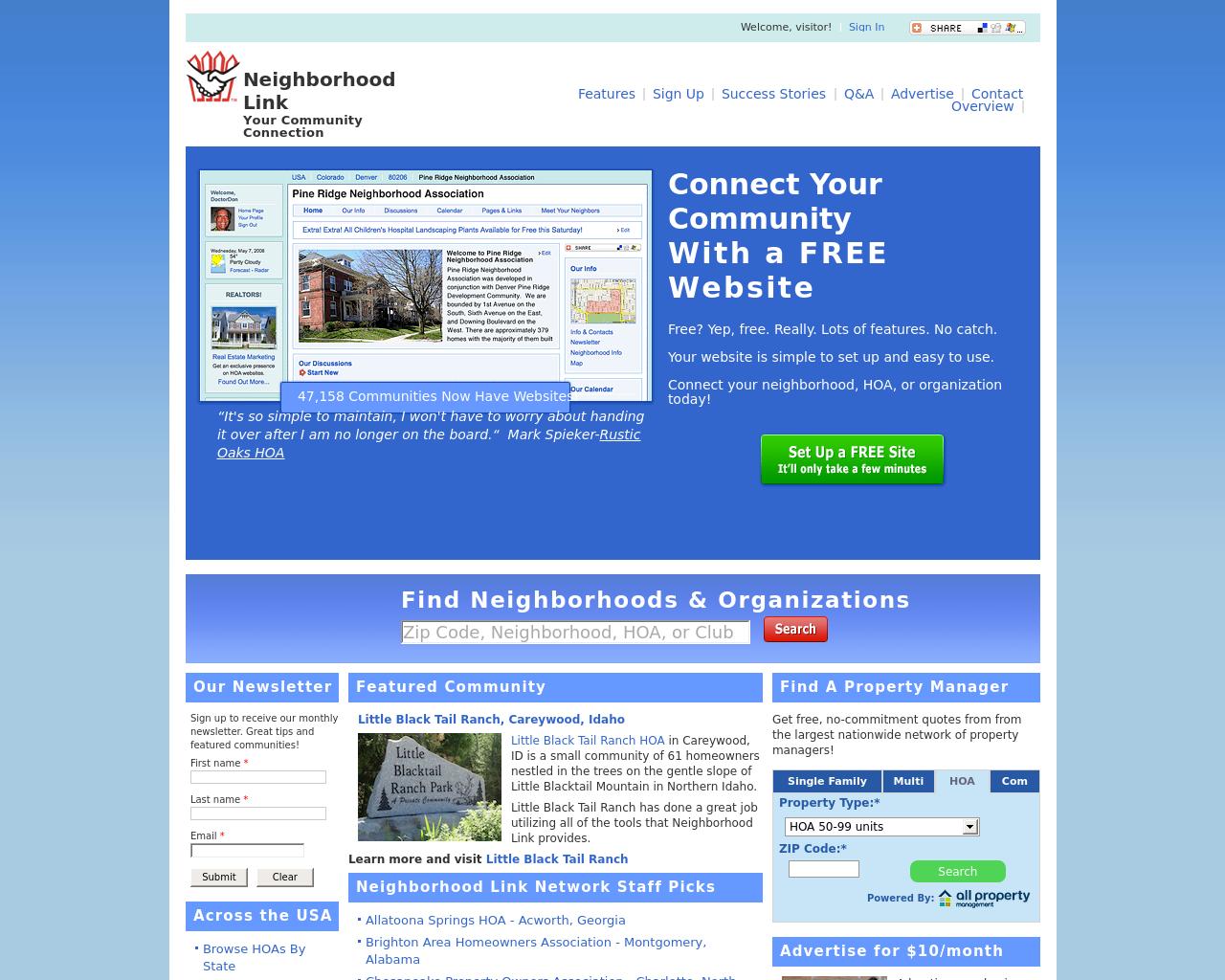 Neighborhood-Link-Advertising-Reviews-Pricing