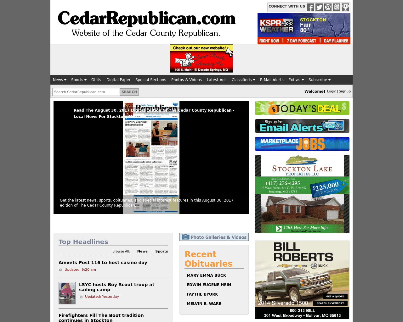Cedar-Republican-Advertising-Reviews-Pricing