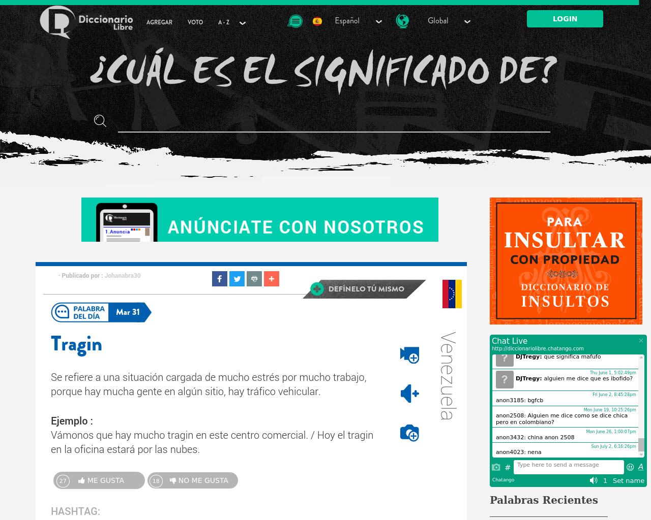 diccionariolibre.com-Advertising-Reviews-Pricing