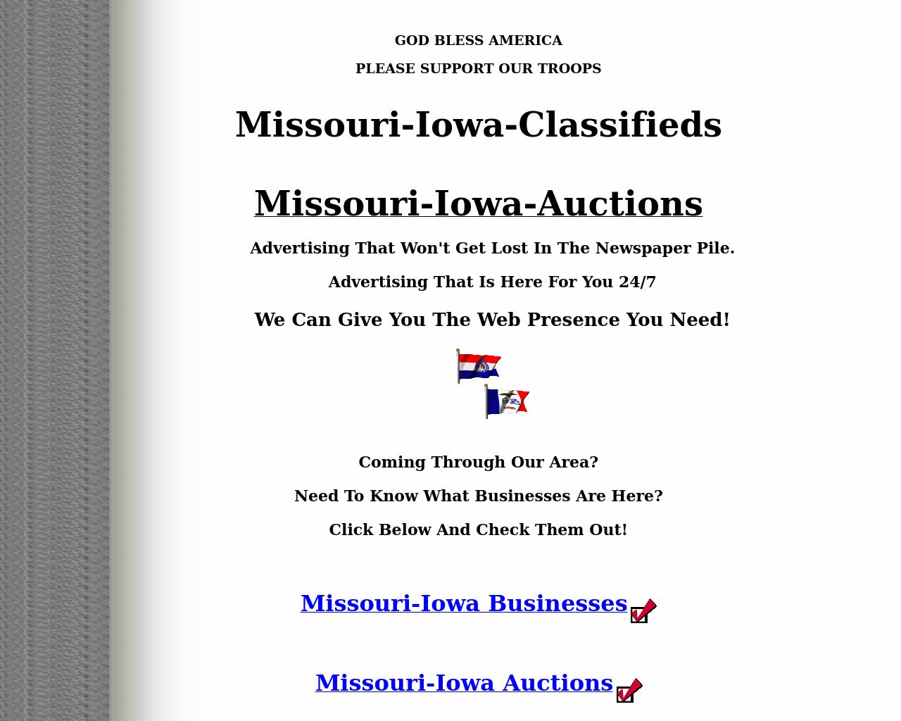 Missouri-iowa-Classifieds-Advertising-Reviews-Pricing