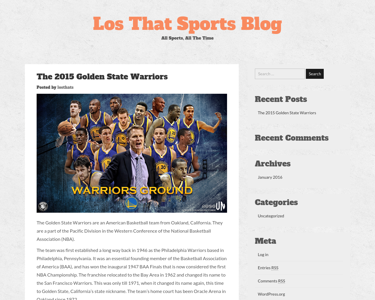 Los-That-Sports-Blog-Advertising-Reviews-Pricing