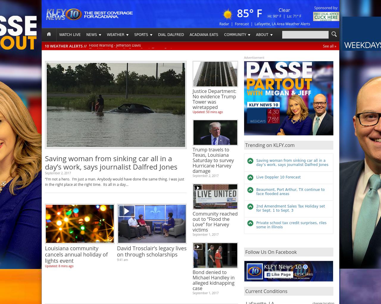 KLFY-News-10-Advertising-Reviews-Pricing