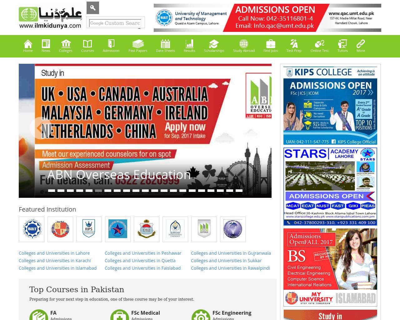 ilmkidunya.com-Advertising-Reviews-Pricing