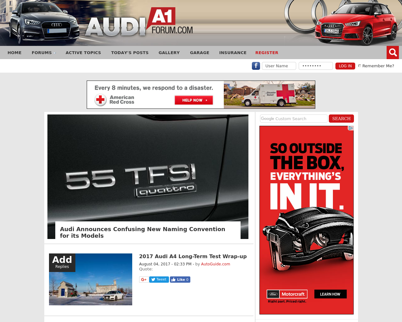 Audi-A1-Forum-Advertising-Reviews-Pricing