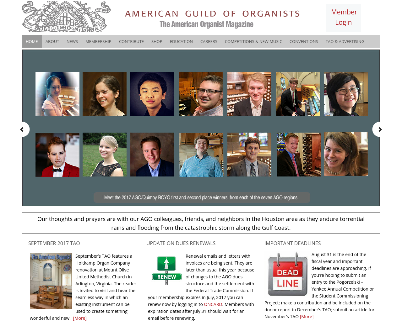 American-Guild-Of-Organists-Advertising-Reviews-Pricing