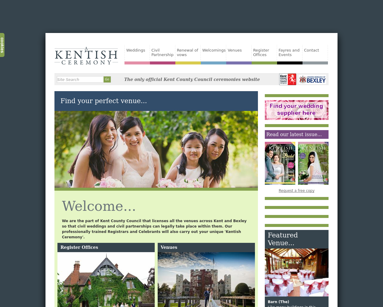 A-Kentish-Ceremony-Advertising-Reviews-Pricing