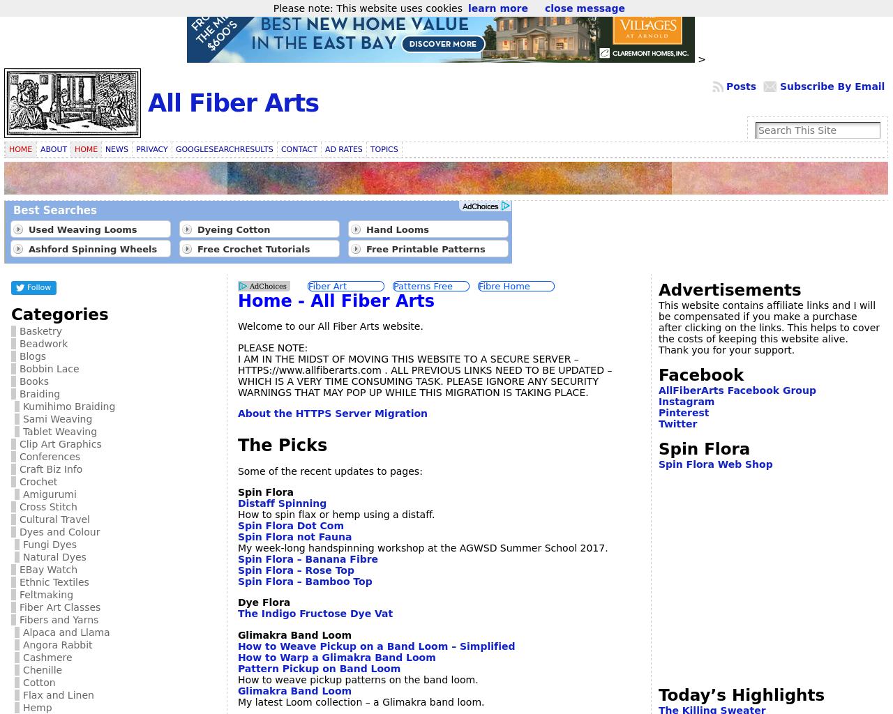 All-Fiber-Arts-Advertising-Reviews-Pricing