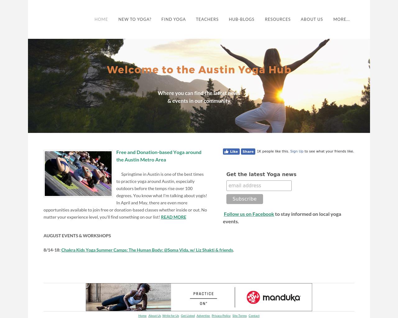 Austin-Yoga-Hub-Advertising-Reviews-Pricing