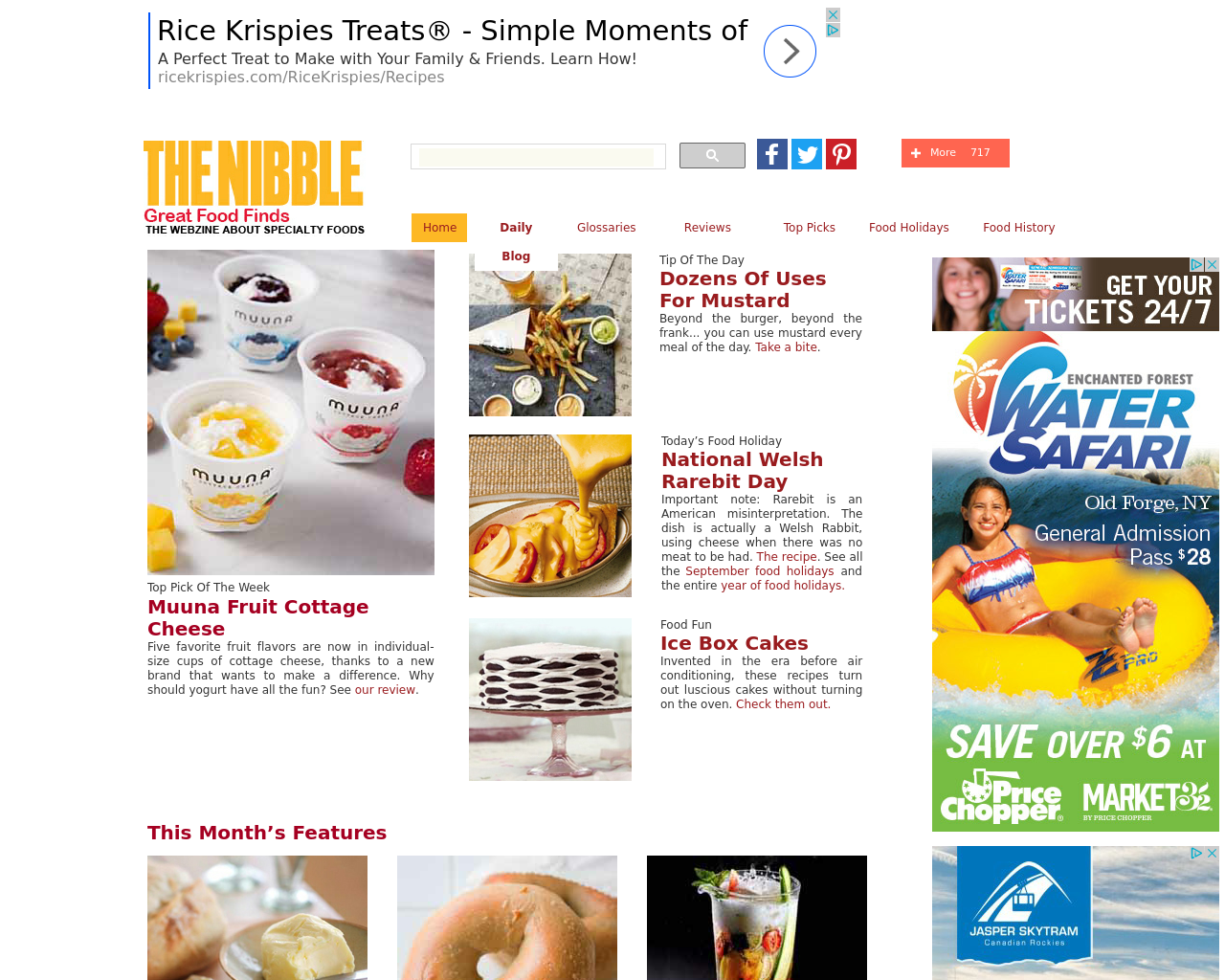 THE-NIBBLE-Advertising-Reviews-Pricing