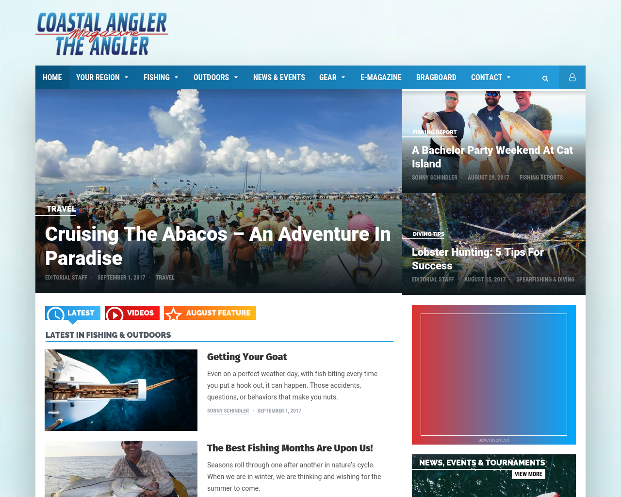 The-Angler-Magazine-Advertising-Reviews-Pricing