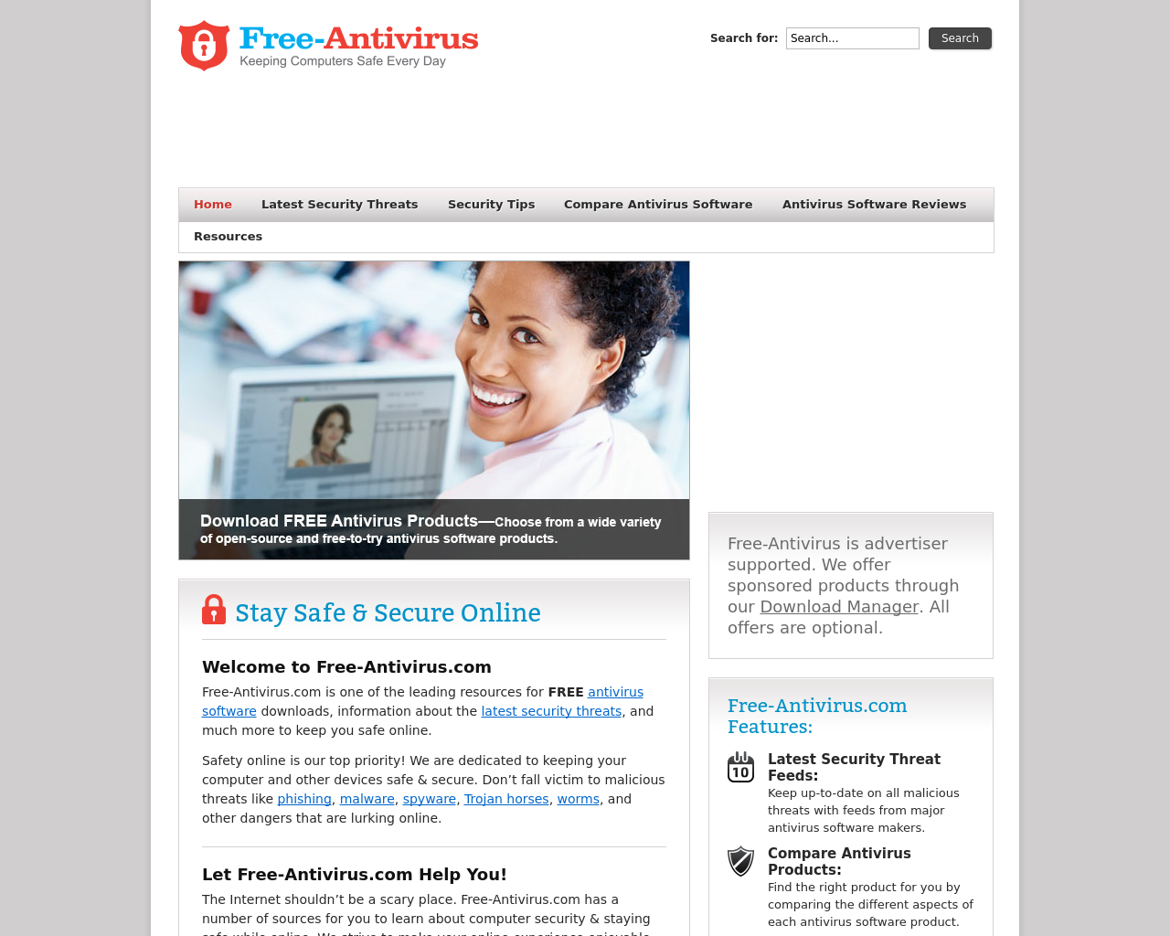 Free-Antivirus.com-Advertising-Reviews-Pricing