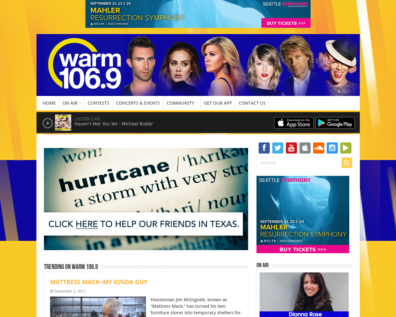 Warm-106.9-Advertising-Reviews-Pricing