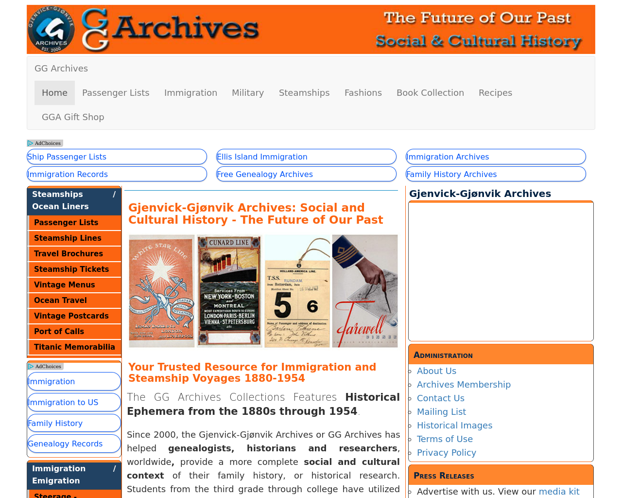 GG-Archives-Advertising-Reviews-Pricing
