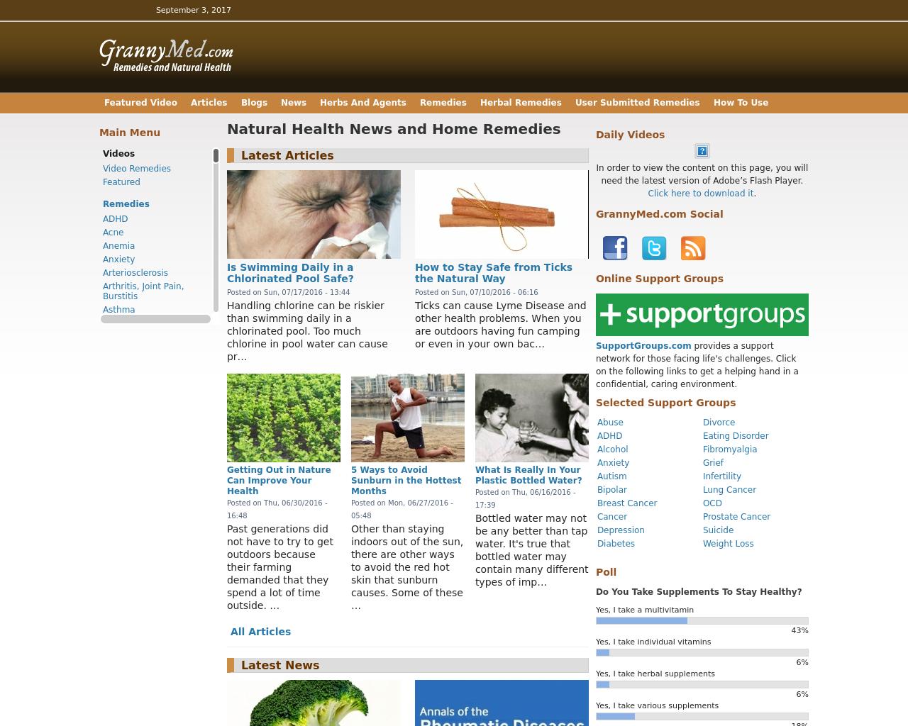 GrannyMed.com-Advertising-Reviews-Pricing