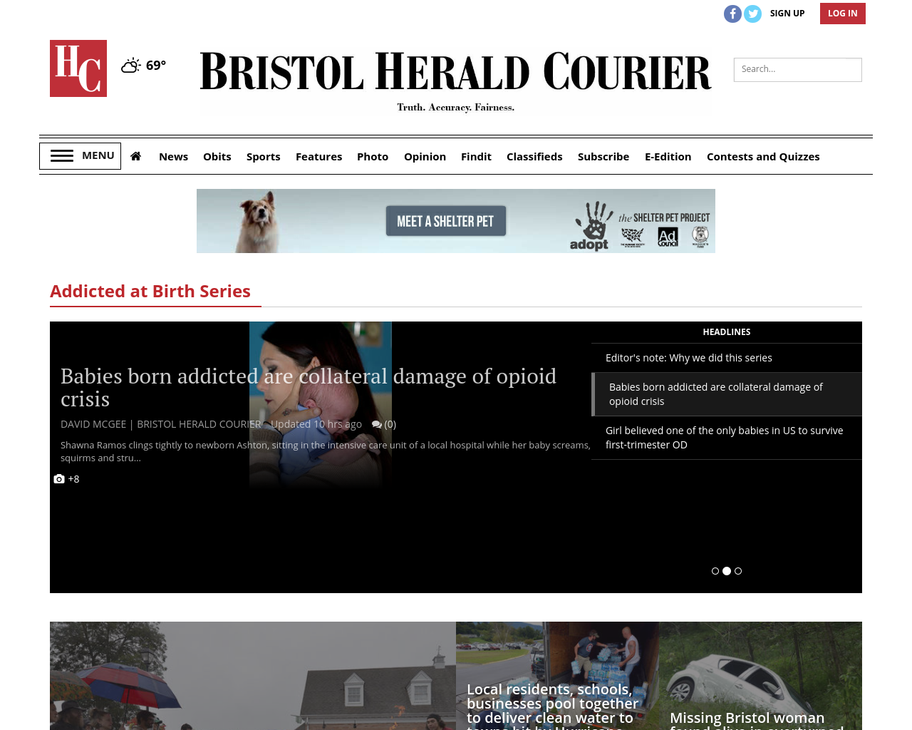 HeraldCourier.com-Advertising-Reviews-Pricing