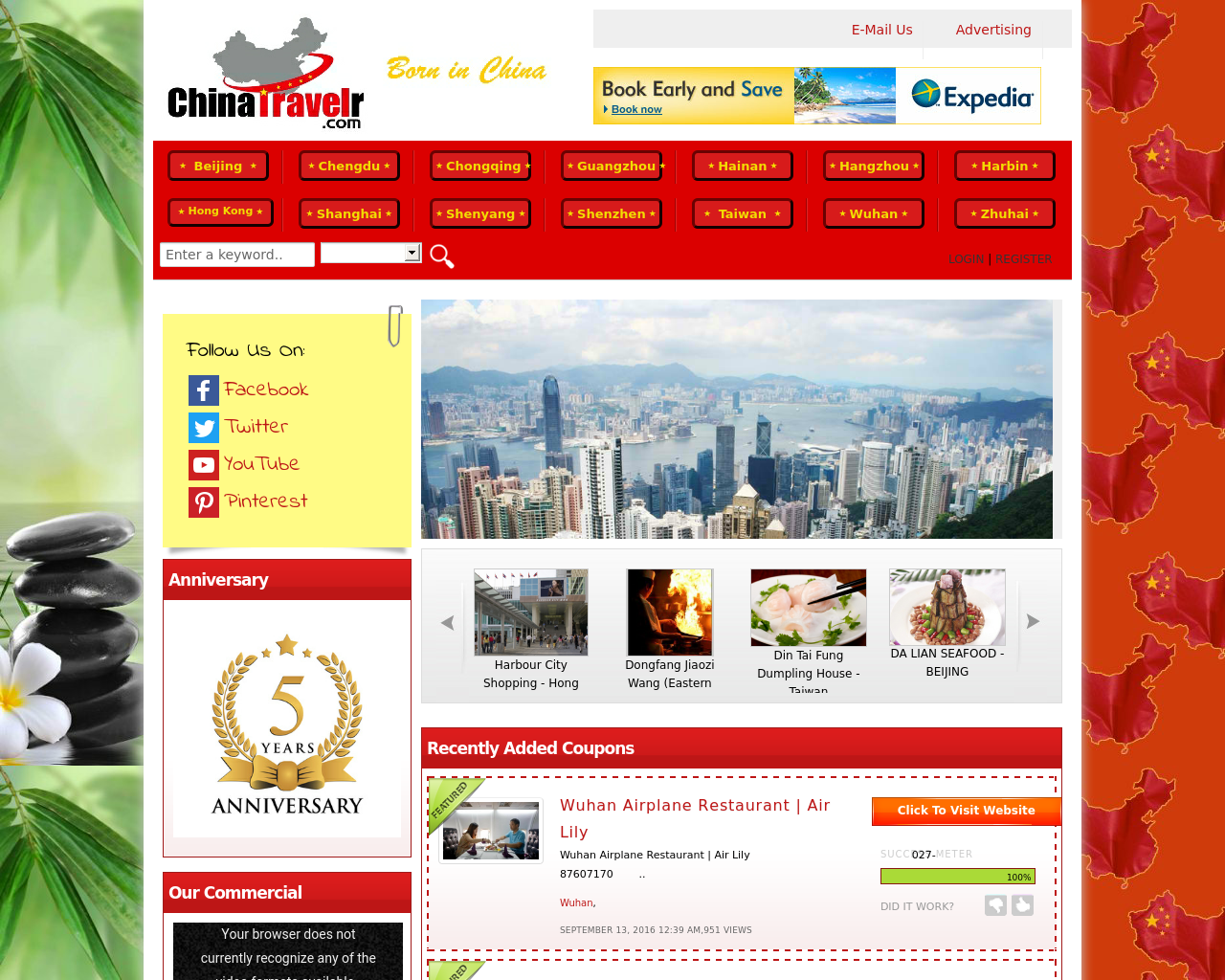 Chinatravelr.com-Advertising-Reviews-Pricing