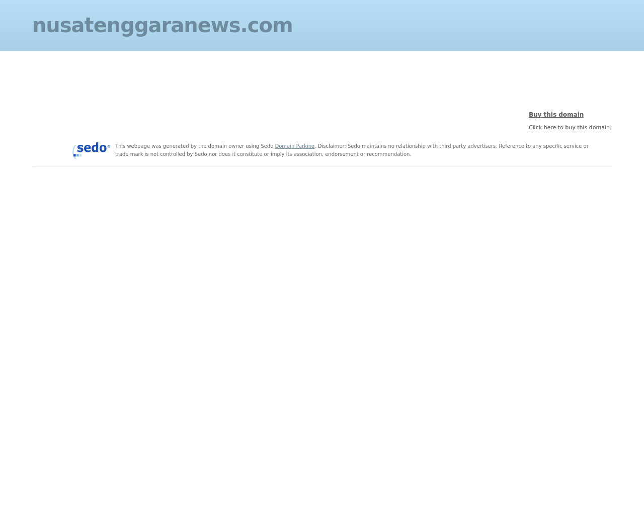 Nusatenggara-News-Advertising-Reviews-Pricing