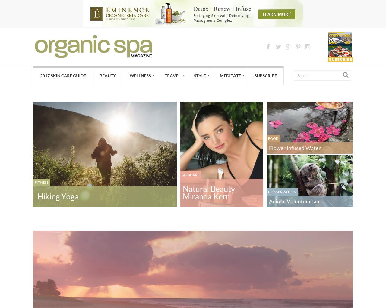 Organic-Spa-Magazine-Advertising-Reviews-Pricing