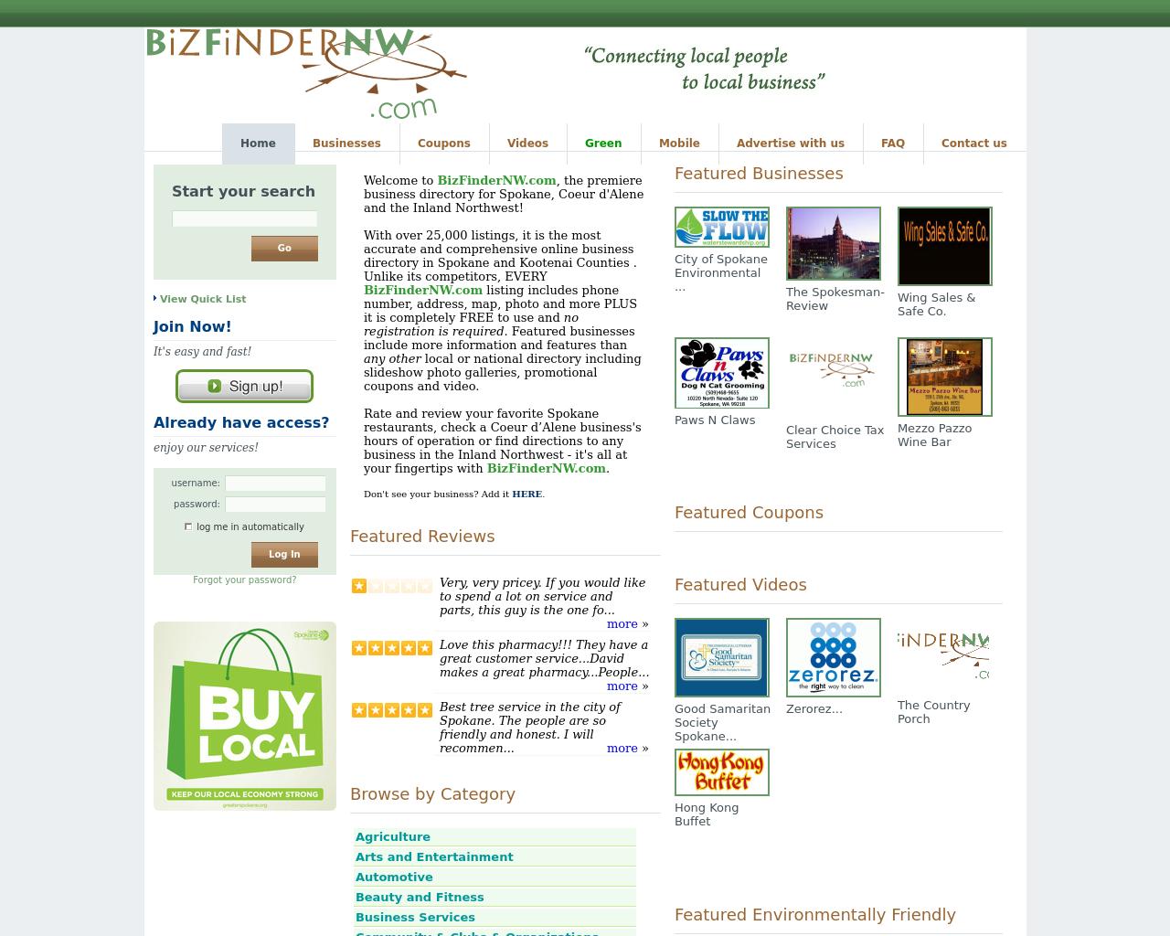 BizFinderNW.com-Advertising-Reviews-Pricing