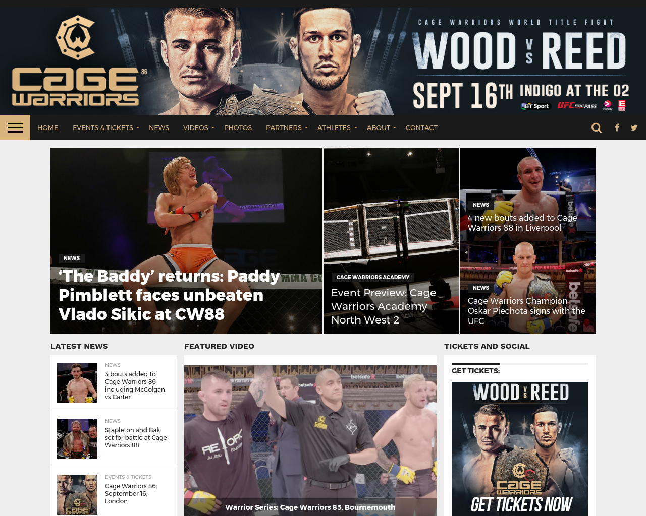 Cage-Warriors-Advertising-Reviews-Pricing