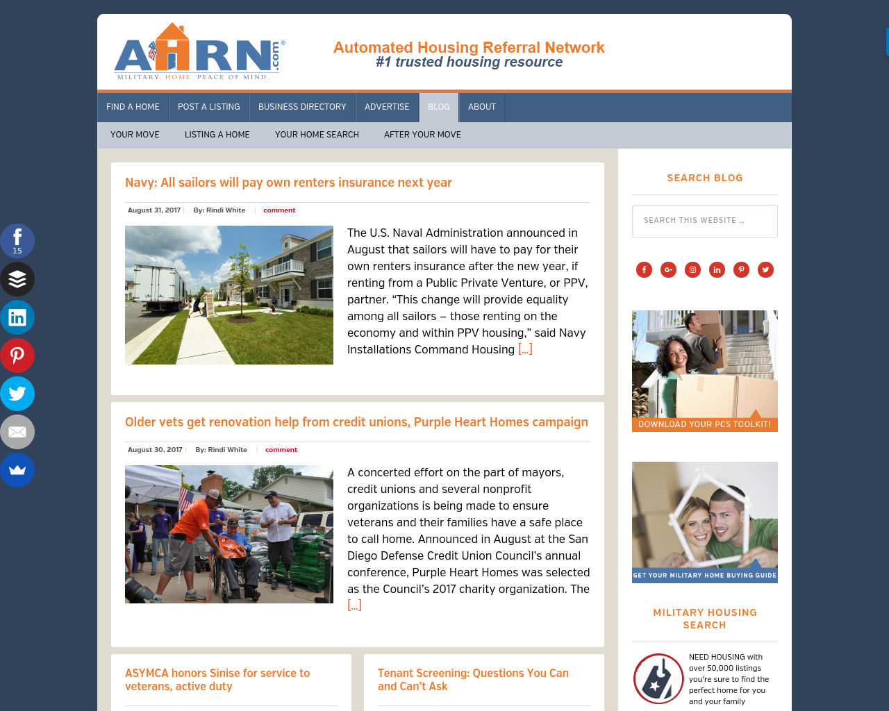 Automated-Housing-Referral-Network-(AHRN.com)-Advertising-Reviews-Pricing