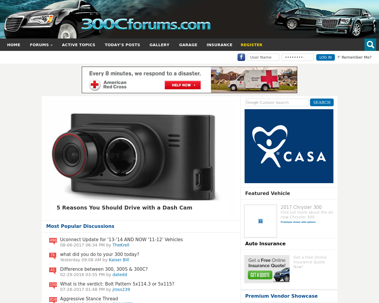 300Cforums.com-Advertising-Reviews-Pricing