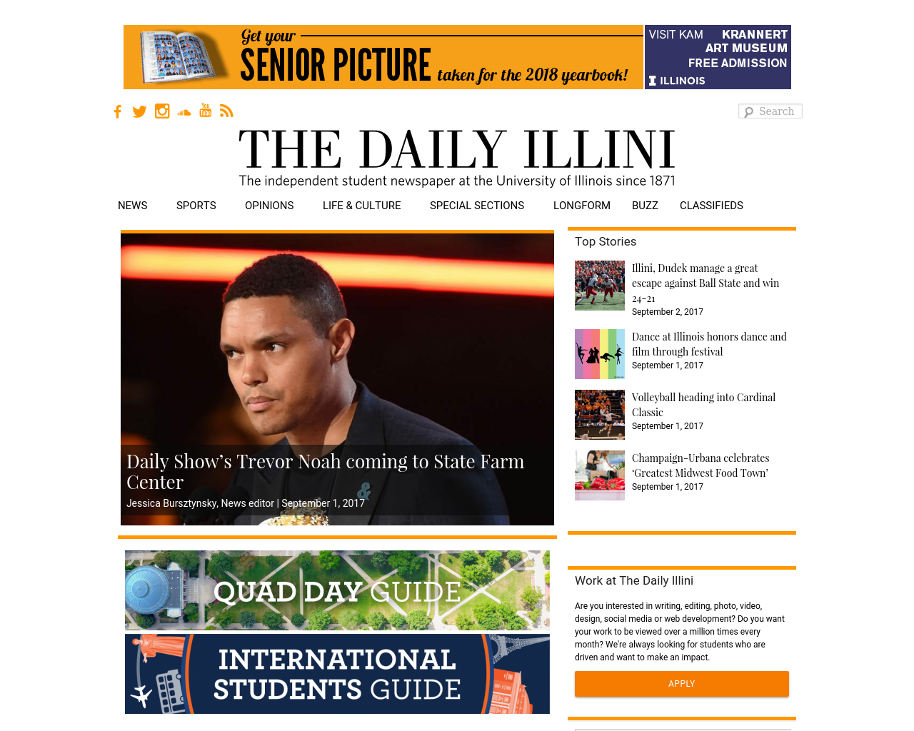 THE-DAILY-ILLINI-Advertising-Reviews-Pricing