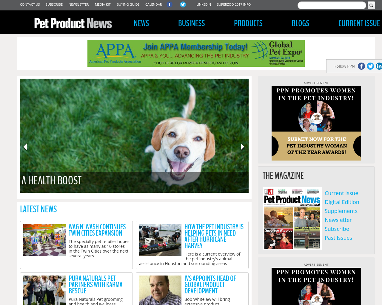 Pet-Product-News-Advertising-Reviews-Pricing