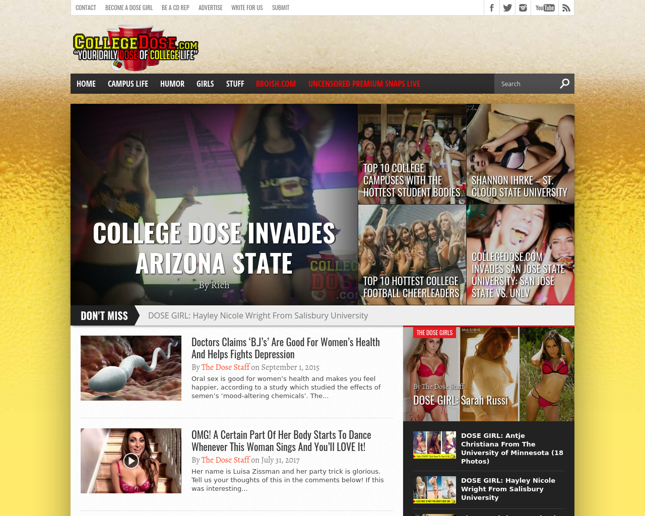 College-Dose-Advertising-Reviews-Pricing
