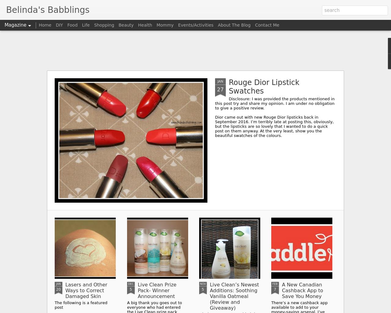 Belinda's-Babblings-Advertising-Reviews-Pricing
