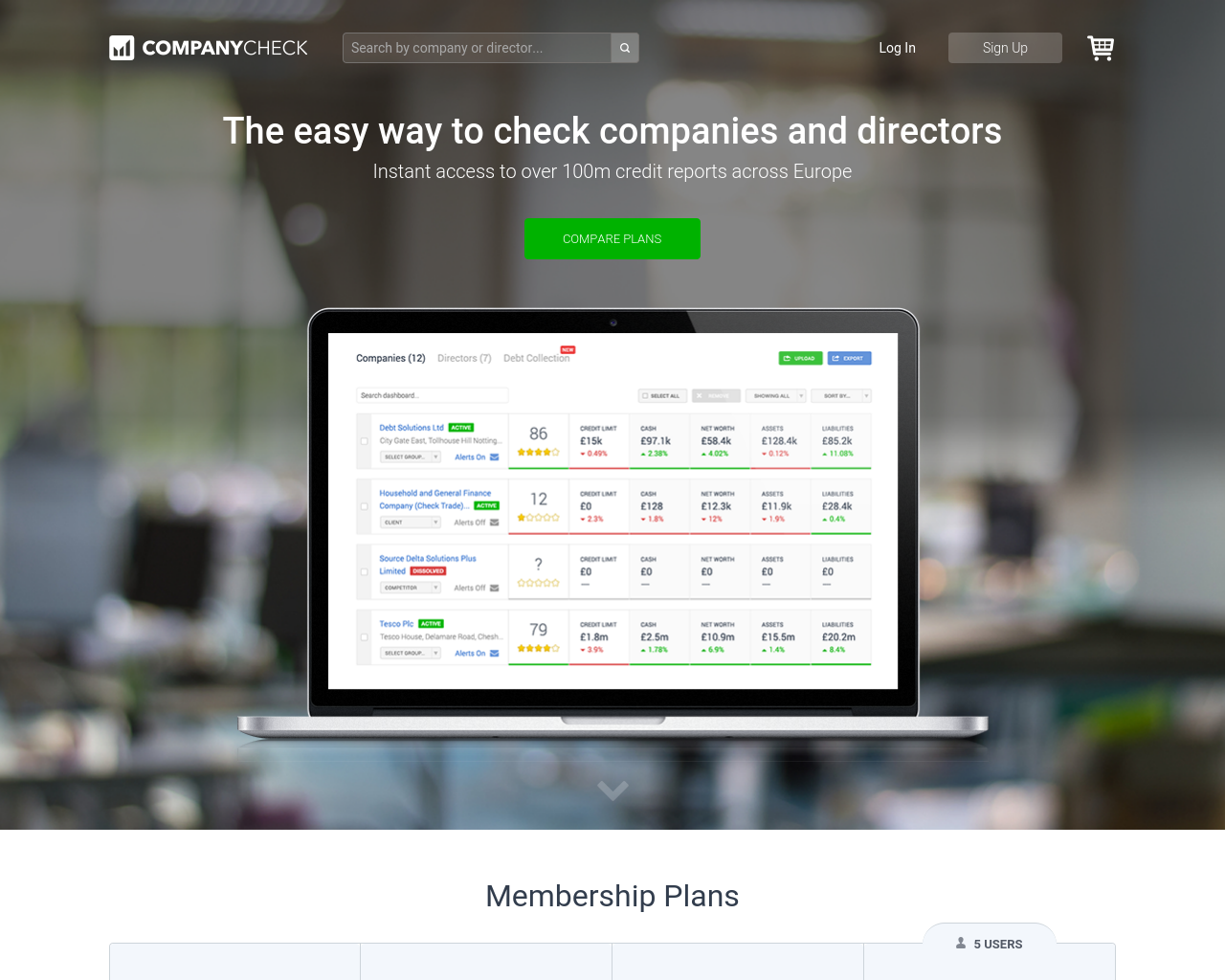 Company-Director-Check-Advertising-Reviews-Pricing