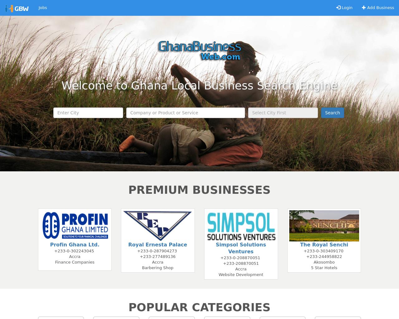 GhanaBusiness-Web.com-Advertising-Reviews-Pricing
