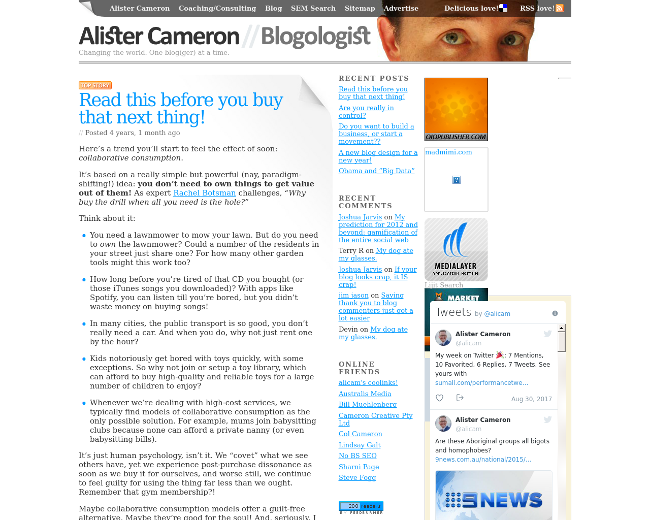 Alister-Cameron//-Blogologist-Advertising-Reviews-Pricing