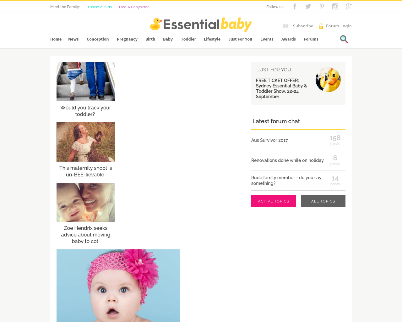 Essential-Baby-Advertising-Reviews-Pricing