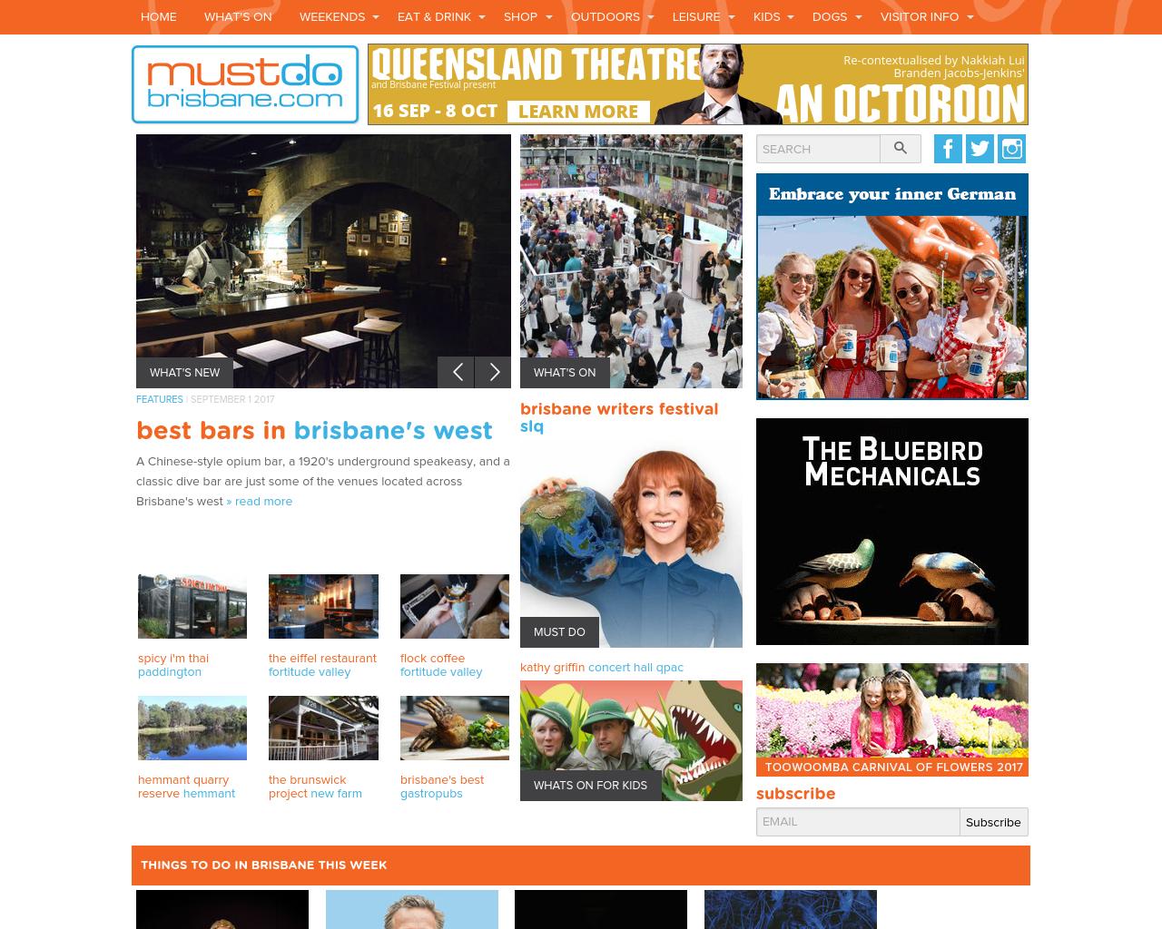 Mustdobrisbane.com-Advertising-Reviews-Pricing